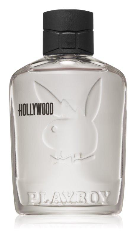 Playboy Hollywood Eau de Toilette for Men 100 ml