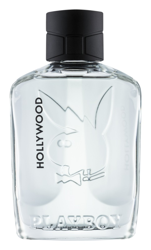 Playboy Hollywood After Shave Lotion for Men 100 ml