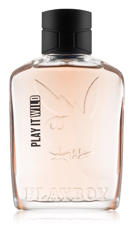 Playboy Play it Wild eau de toilette per uomo 100 ml