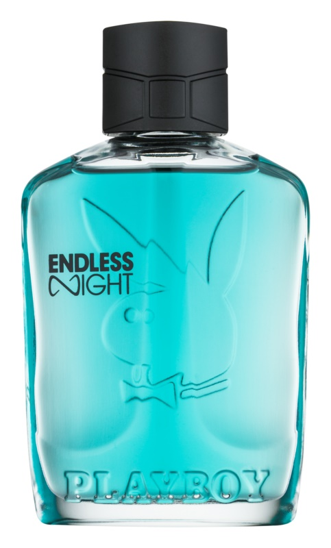 Playboy Endless Night After Shave Lotion for Men 100 ml