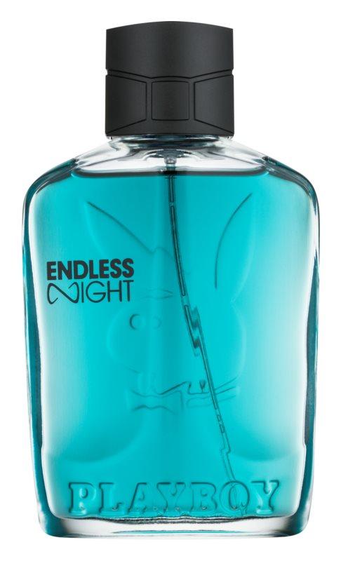 Playboy Endless Night Eau de Toilette für Herren 100 ml