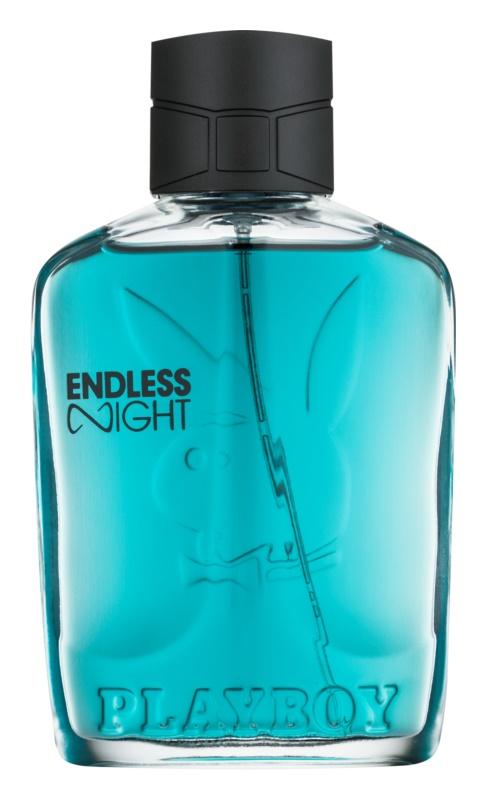 Playboy Endless Night Eau de Toilette voor Mannen 100 ml