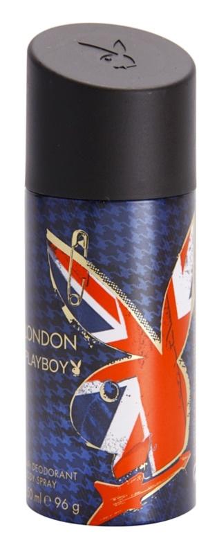 Playboy London Deo Spray voor Mannen 150 ml