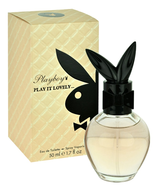 Playboy Play It Lovely woda toaletowa dla kobiet 50 ml