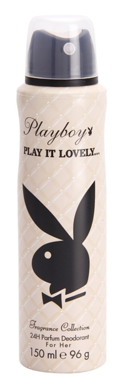 Playboy Play It Lovely dezodor nőknek 150 ml