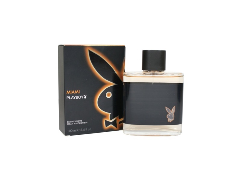 Playboy Miami Eau de Toilette für Herren 100 ml