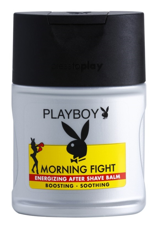 Playboy Morning Fight borotválkozás utáni balzsam férfiaknak 100 ml