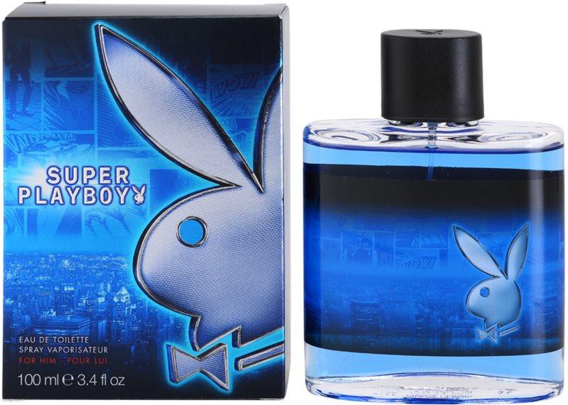 Playboy Super for Him toaletní voda pro muže 100 ml