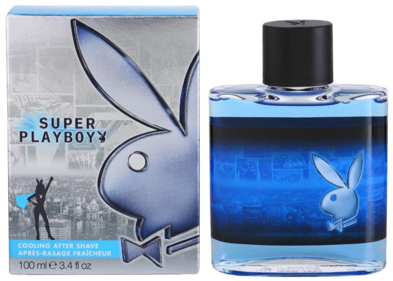 Playboy Super for Him After Shave für Herren 100 ml