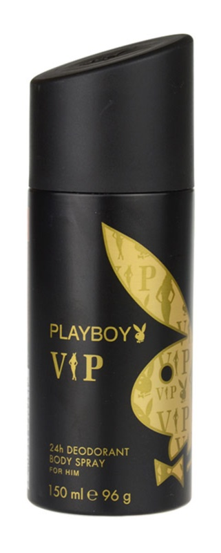 Playboy VIP déo-spray pour homme 150 ml