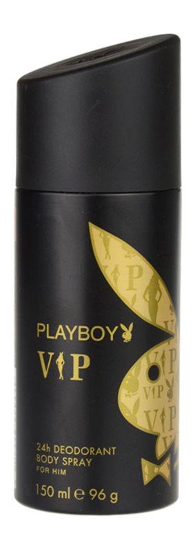 Playboy VIP deo sprej za moške 150 ml