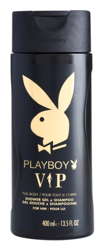 Playboy VIP sprchový gel pro muže 400 ml