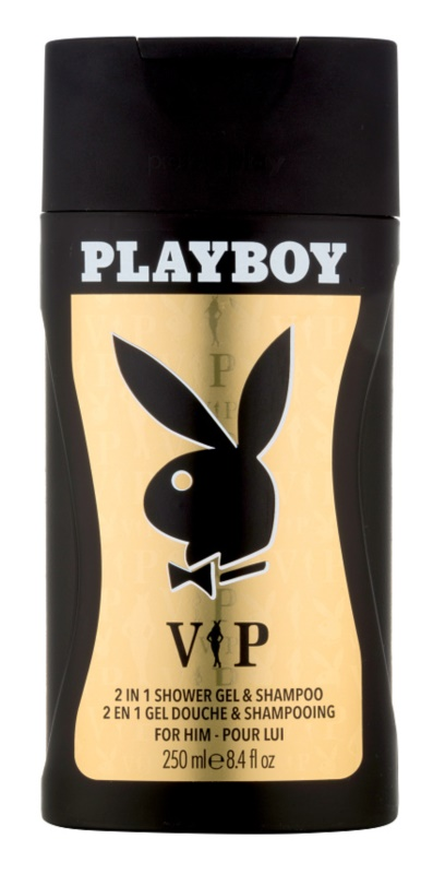 Playboy VIP Shower Gel for Men 250 ml