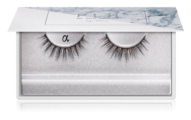 PLH Beauty 3D Silk Lashes Alfa umelé riasy