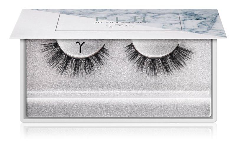 PLH Beauty 3D Silk Lashes Gama umělé řasy