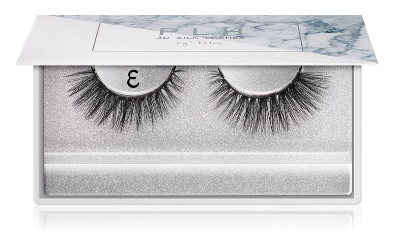 PLH Beauty 3D Silk Lashes Epsilon umelé riasy