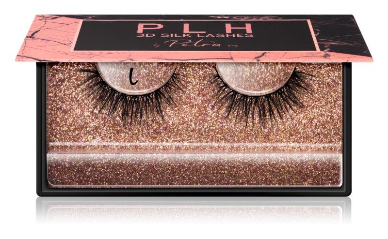 PLH Beauty 3D Silk Lashes Ióta umelé riasy