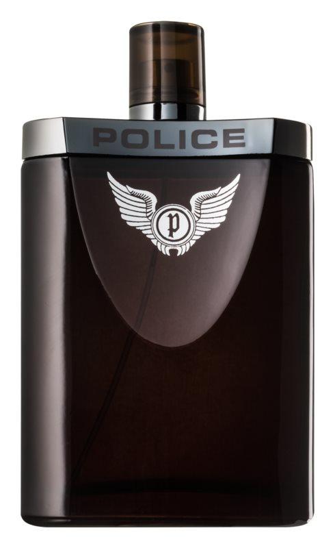 Police Titanium Wings eau de toilette pour homme 100 ml