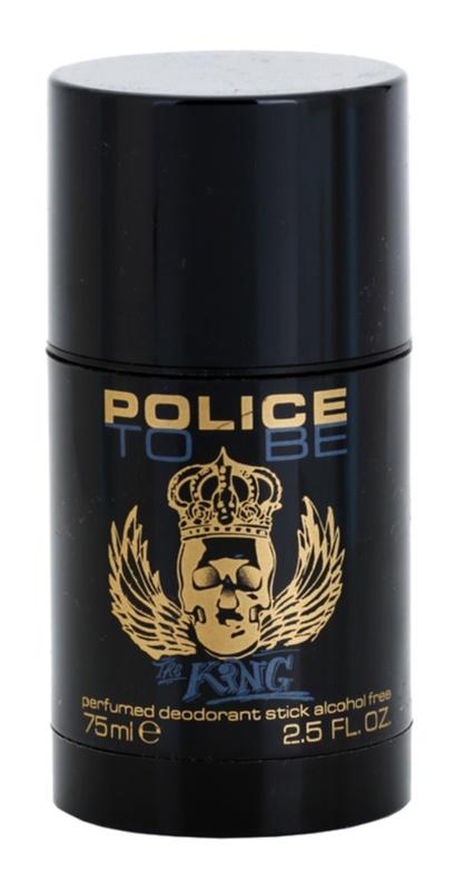 Police To Be The King deodorante stick per uomo 75 ml