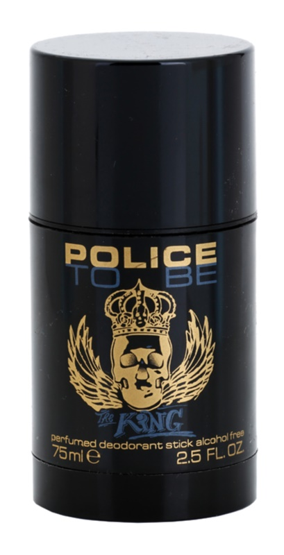 Police To Be The King deostick pro muže 75 ml
