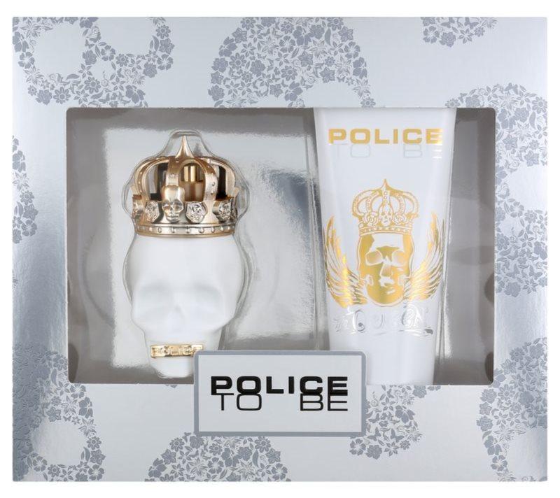 Police To Be The Queen confezione regalo