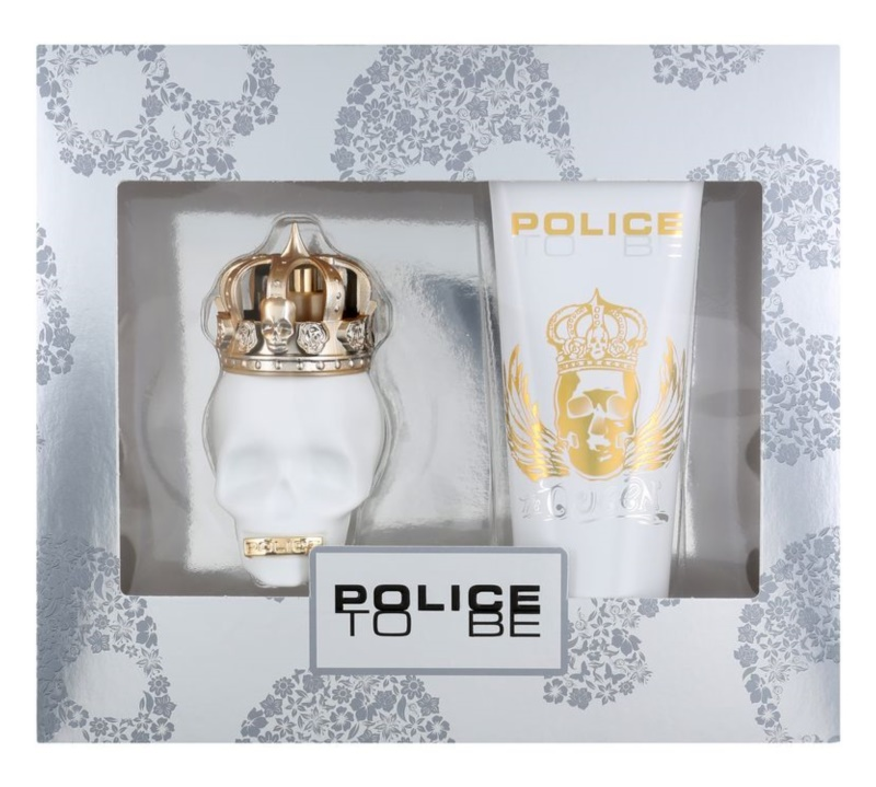 Police To Be The Queen Gift Set