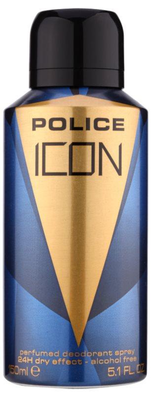 Police Icon déo-spray pour homme 150 ml