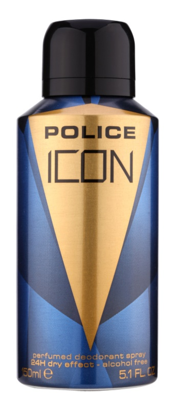 Police Icon Deo Spray voor Mannen 150 ml