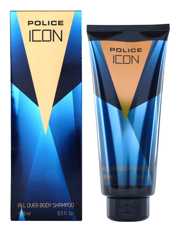 Police Icon sprchový gél pre mužov 400 ml