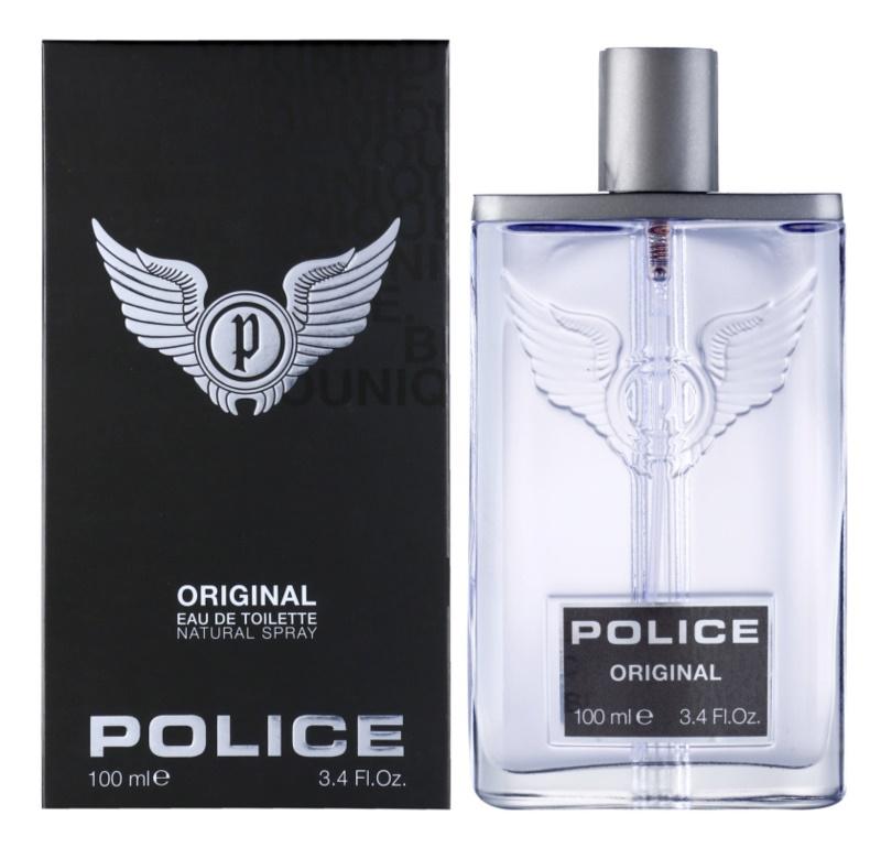 Police Original Eau de Toilette für Herren 100 ml