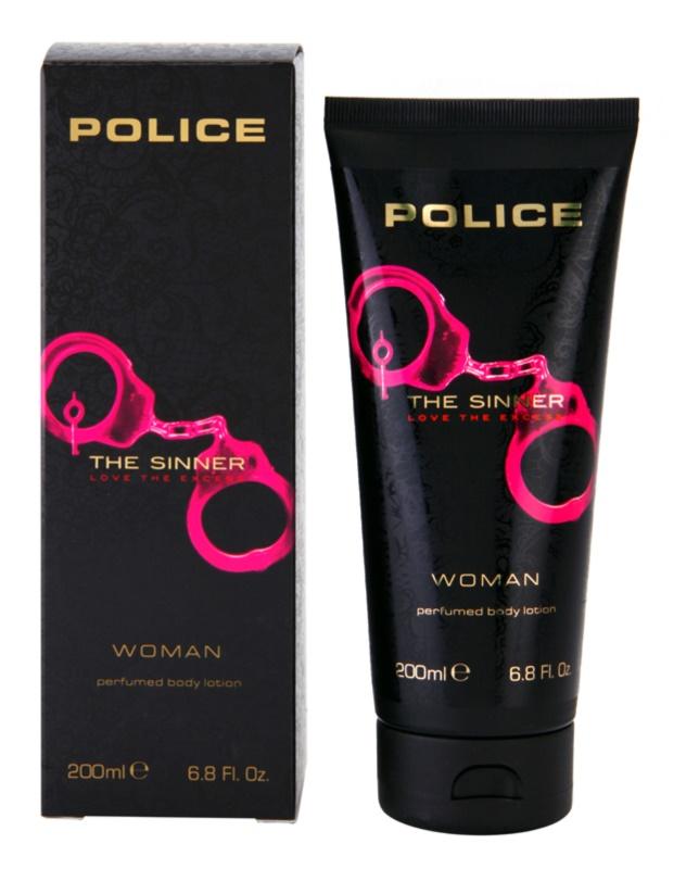 Police The Sinner Body Lotion for Women 200 ml