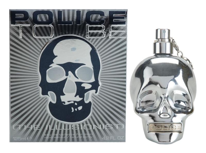 Police To Be The Illusionist Eau de Toilette for Men 125 ml
