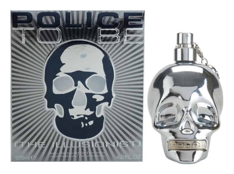 Police To Be The Illusionist Eau de Toilette für Herren 125 ml