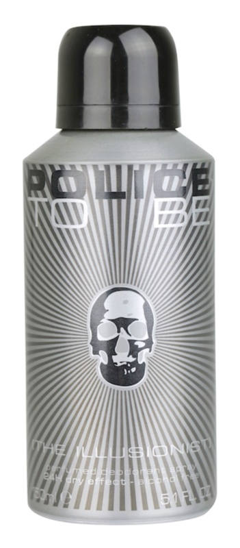 Police To Be The Illusionist Deo Spray for Men 150 ml