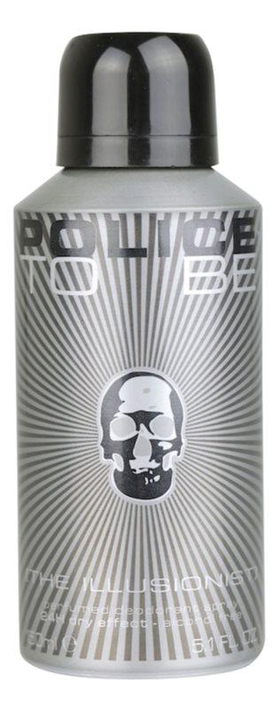 Police To Be The Illusionist Deo-Spray für Herren 150 ml