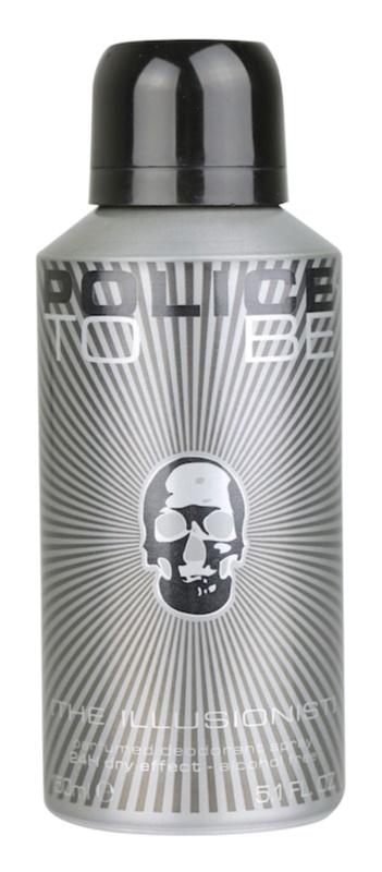 Police To Be The Illusionist dezodor férfiaknak 150 ml