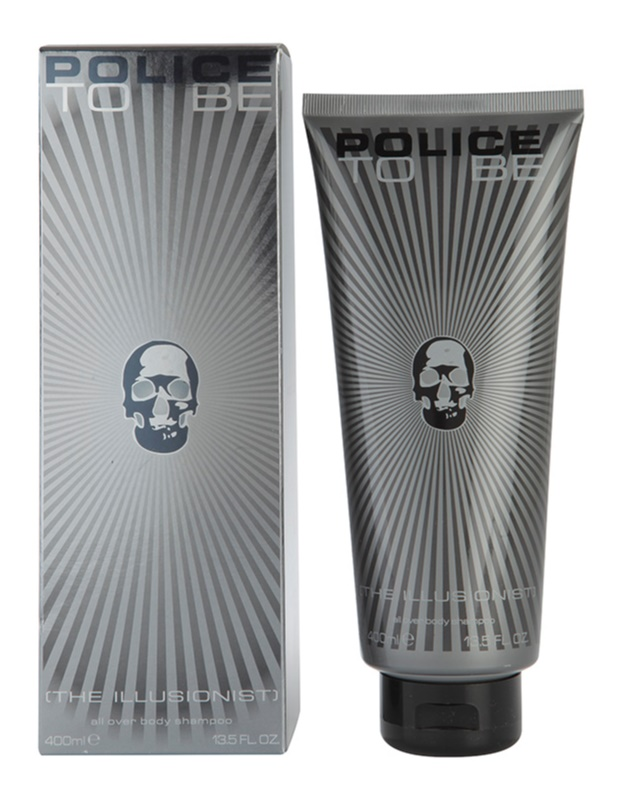 Police To Be The Illusionist gel de duche para homens 400 ml