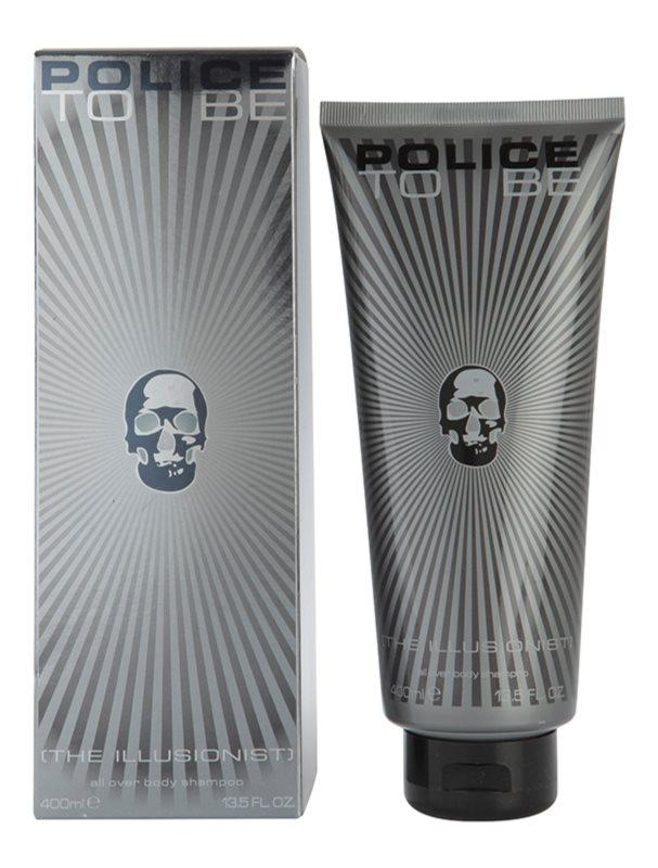 Police To Be The Illusionist sprchový gél pre mužov 400 ml