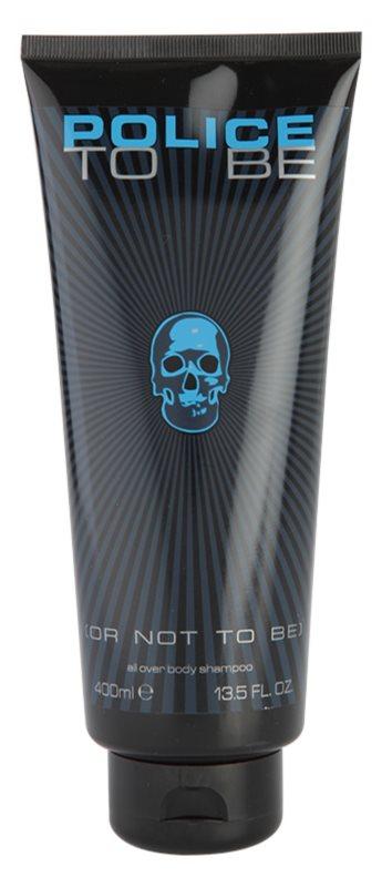 Police To Be sprchový gel pro muže 400 ml (bez krabičky)