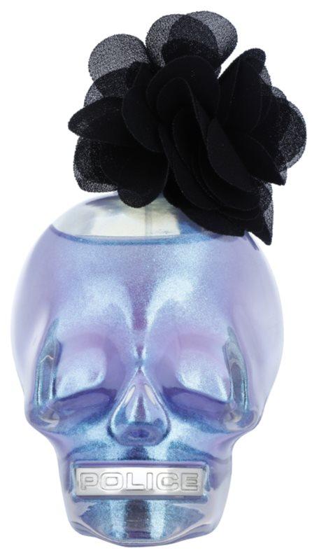 Police To Be Rose Blossom eau de parfum pentru femei 125 ml