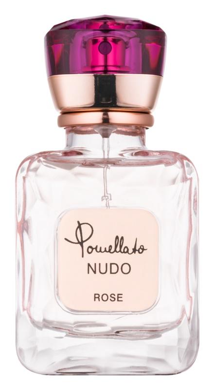 Pomellato Nudo Rose eau de parfum pour femme 25 ml