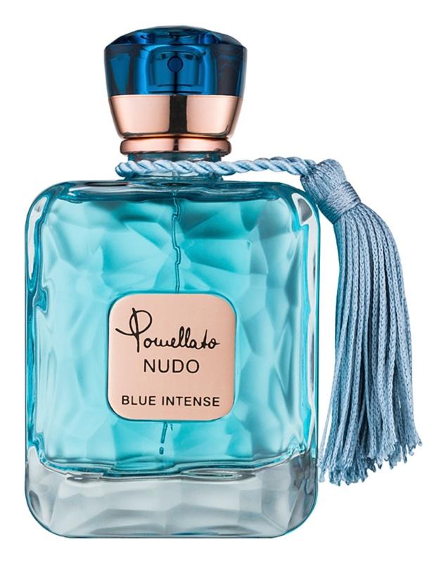 Pomellato Nudo Blue Intense eau de parfum pour femme 90 ml