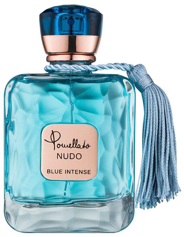 Pomellato Nudo Blue Intense Eau de Parfum voor Vrouwen  90 ml