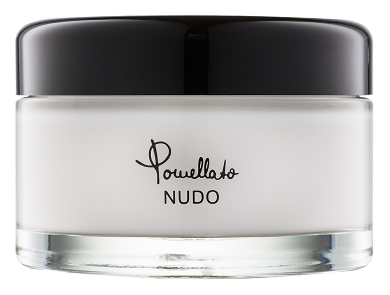 Pomellato Nudo Rose Body Cream for Women 200 ml