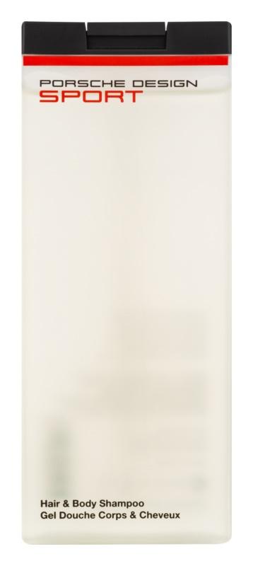 Porsche Design Sport sprchový gel pro muže 200 ml