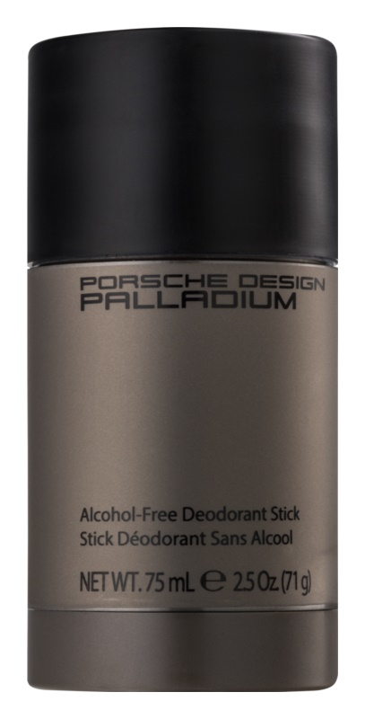 Porsche Design Palladium Deodorant Stick for Men 75 ml