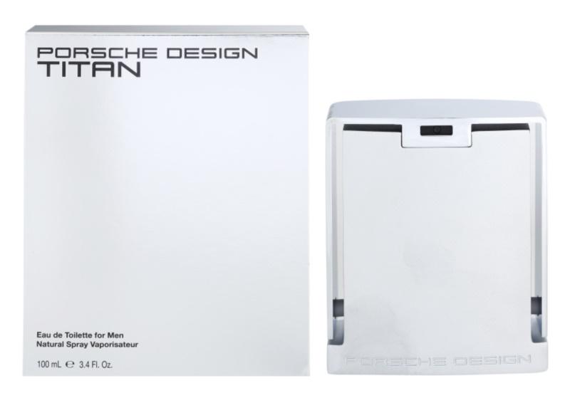 Porsche Design Titan Eau de Toilette Herren 100 ml