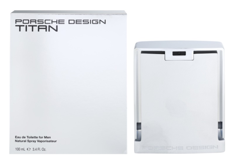 Porsche Design Titan toaletna voda za muškarce 100 ml
