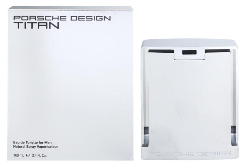 Porsche Design Titan woda toaletowa dla mężczyzn 100 ml