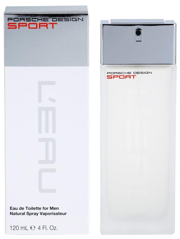 Porsche Design Sport L'Eau eau de toilette férfiaknak 120 ml